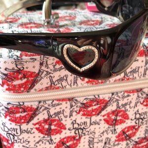 Black Flys Sun glasses